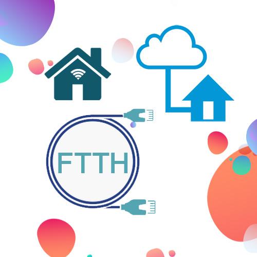 راه اندازی FTTH | خدمات شبکه