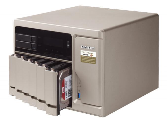استوریج کیونپ Storage QNAP TS-877-1700-16G